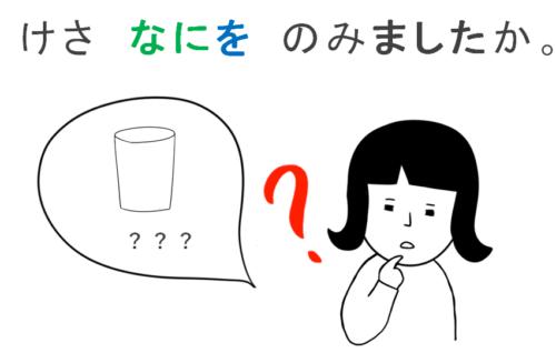 第6課の教案とイラスト「みんなの日本語」
