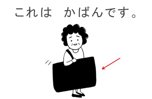 みん日、第8課・形容詞の教案とイラスト