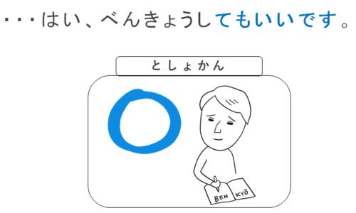 第15課みんなの日本語」教案とイラスト てもいいです
