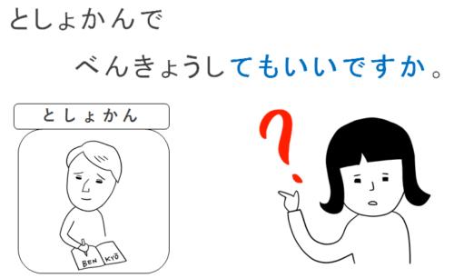 第15課みんなの日本語」教案とイラスト