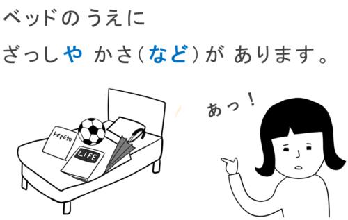 初級日本語の文型、第10課の教案、あります