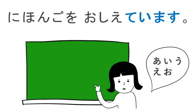 みんなの日本語第15課の教案とイラスト
