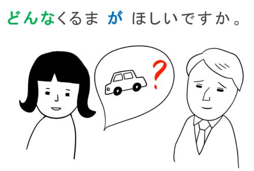 どんな車が欲しいですか。第13課の教案