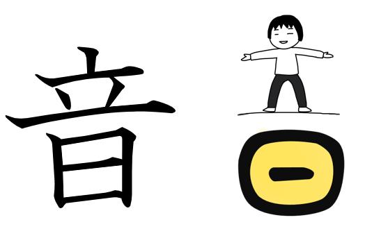 音 漢字 成り立ち イラスト 絵