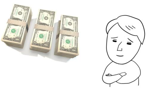 お金があったら 仮定条件