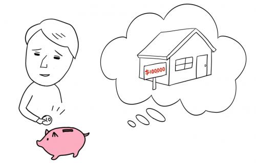 貯金 家を買う 目標