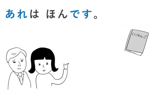 これ それ あれ 指示語 日本語