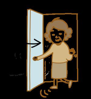 自動詞 他動詞 日本語  閉めます 閉める ドア