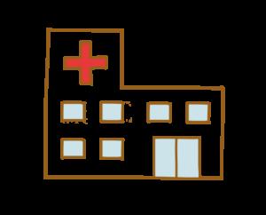 病院 イラスト